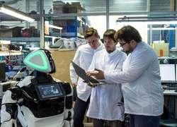 Российский производитель роботов увеличил экспорт на65%
