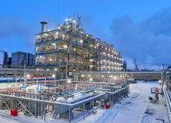ВОмске модернизировали завод попроизводству фенола иацетона