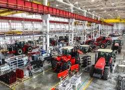 Производство тракторов российских моделей вРоссии увеличилось в6 раз