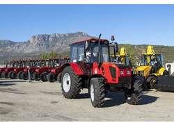 Крымская «Массандра» закупила 104 единицы новой авто исельхозтехники