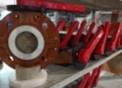 В г. Волжском запущено новое производство композитной трубопроводной арматуры