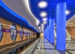 Строительство Петербургского метрополитена