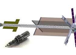 Российские физики решили задачу покапельному охлаждению космических ядерных двигателей