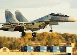 Самолёты ВВС России вСирии