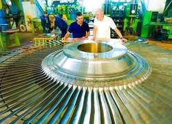 Уральский турбинный завод отгрузил третью турбину для столицы Казахстана