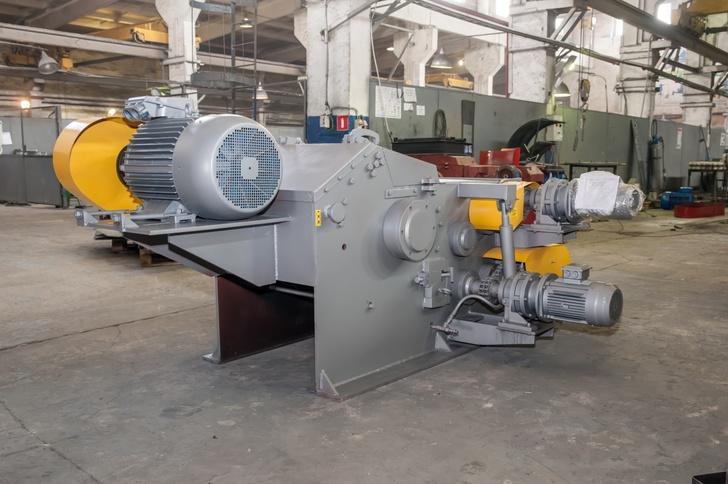Предприятие МОЛОМ представляет линейку оборудования для производства топливной щепы