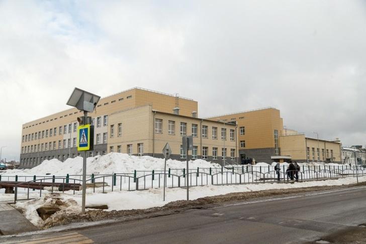 В Визинге открылась новая школа