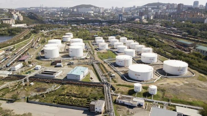 фото: ННК   ННК завершила модернизацию одного из пирсов Владивостокской нефтебазы