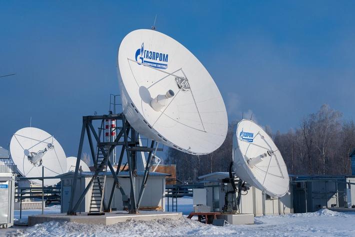 Новая станция спутниковой связи Телекоммуникационного центра в Щелково (для работы в плановом диапазоне частот спутника «Ямал-401»)