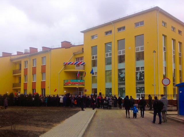 Микрорайон чкаловск в калининграде будет закольцован по улицам лукашова и беланова