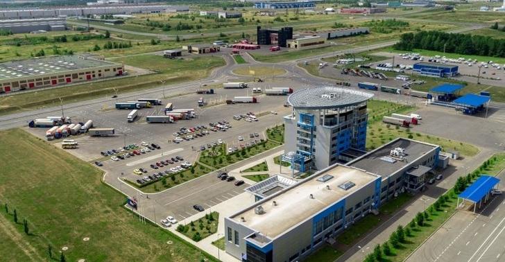 В ОЭЗ «Алабуга» запустили новый завод строительной химии Boerner