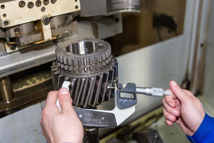 На заводе двигателей ПАО «КАМАЗ» полностью локализовано производство деталей для нового мотора