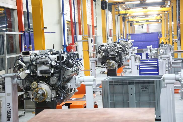 На заводе двигателей «КАМАЗа» создана новая учебная площадка