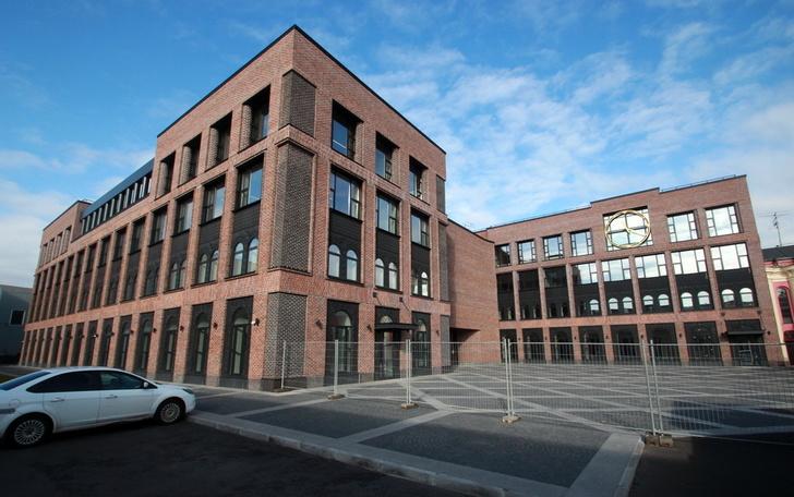 В Петербурге по уникальному проекту для бизнеса реконструированы старинные производственные здания