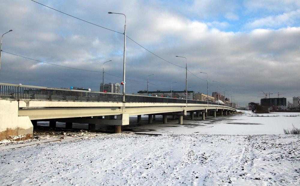 новый мост в колпино фото купить грязевую резину