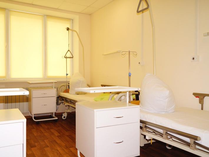 Детская больница на июльской