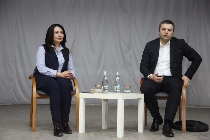 Встреча с Илимдаром Риза