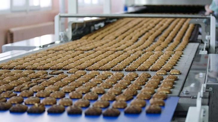 На ТКФ «Ясная поляна» открылась новая линия по производству тульских пряников