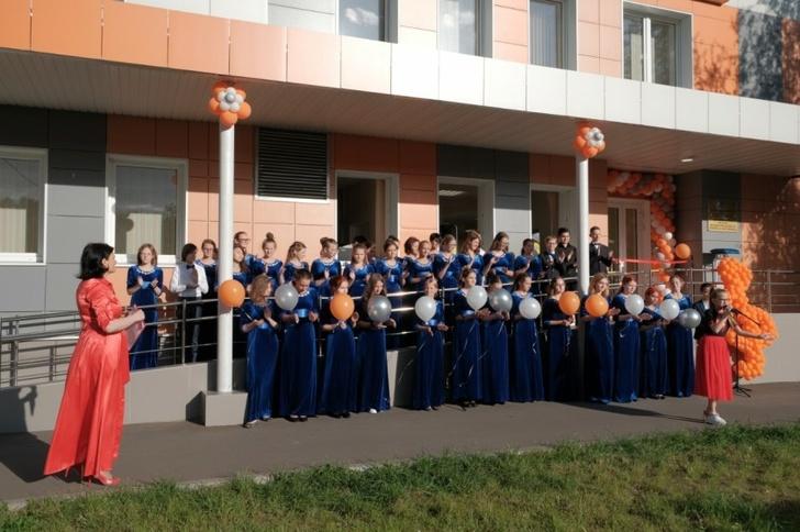 В Красногорске открылось новое здание отделения музыкальной школы