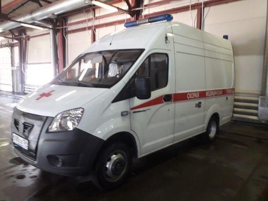 В Красноярск поступили 65 новых автомобилей скорой помощи
