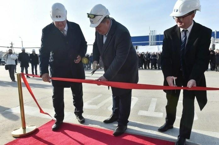 Миниатюра для: Производство дизельного топлива класса Евро-5 запустили в Новосибирской области