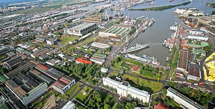 """""""Метрострой"""" приступил к строительству нового судостроительного комплекса на Северной верфи"""