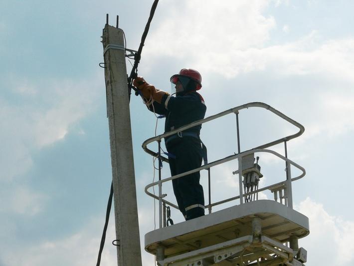 «Кубаньэнерго» подготовило к курортному сезону более 200 километров ЛЭП в Славянском энергорайоне