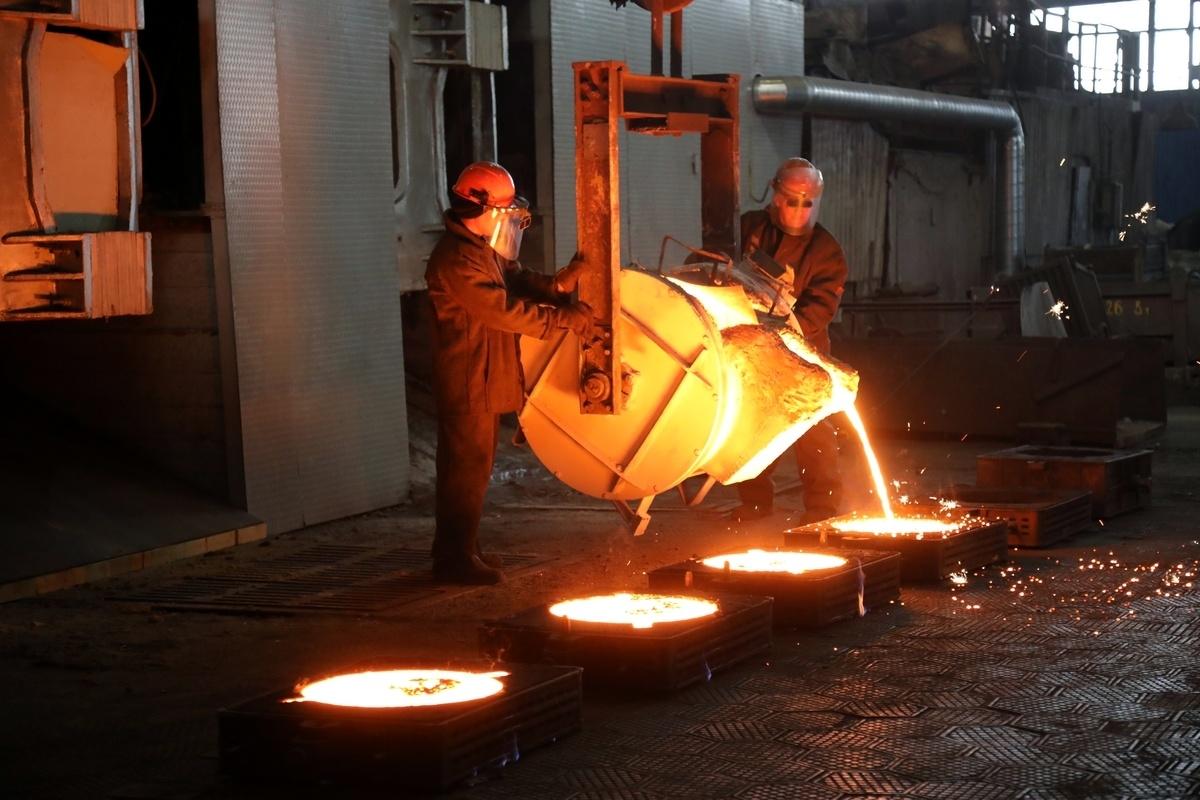литейное производство металлов