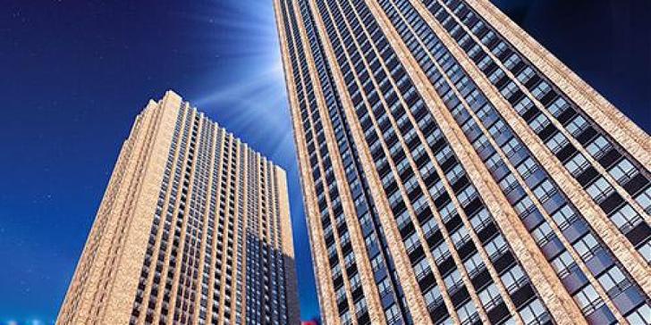 В Москве введен в эксплуатацию 47-этажный жилой небоскреб