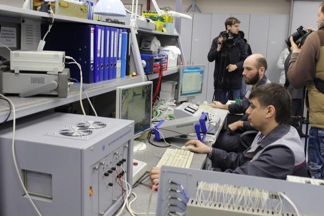 Завод по производству приборов учёта электроэнергии открыли в Омске
