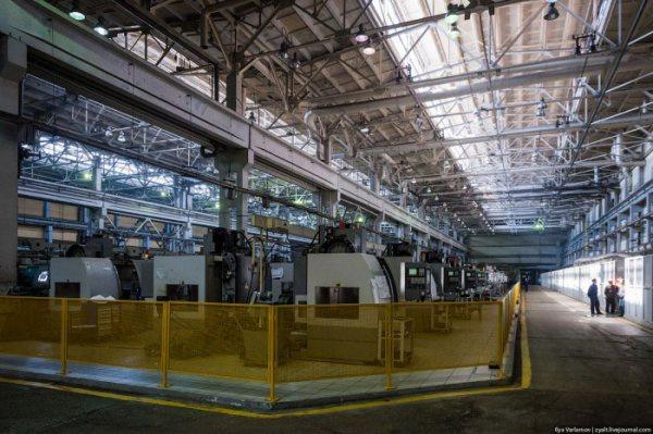 Экскурсия по заводу «Ижмаш» - родине автоматов Калашникова