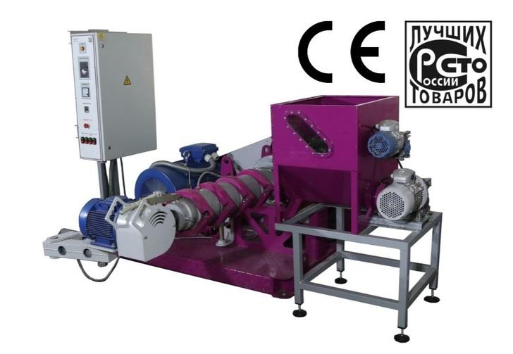 Пресс-экструдер ПЭ-550-01-БП