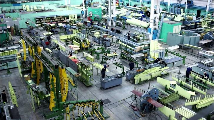 Улан-Удэнский авиационный завод модернизирует производство Ми-171А2