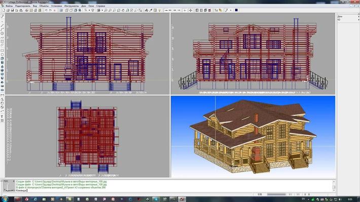 Программа проектирования дома своими руками