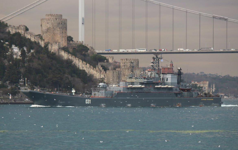 ВМС США определили военную модернизацию и агрессию России глобальным вызовом - Цензор.НЕТ 9040