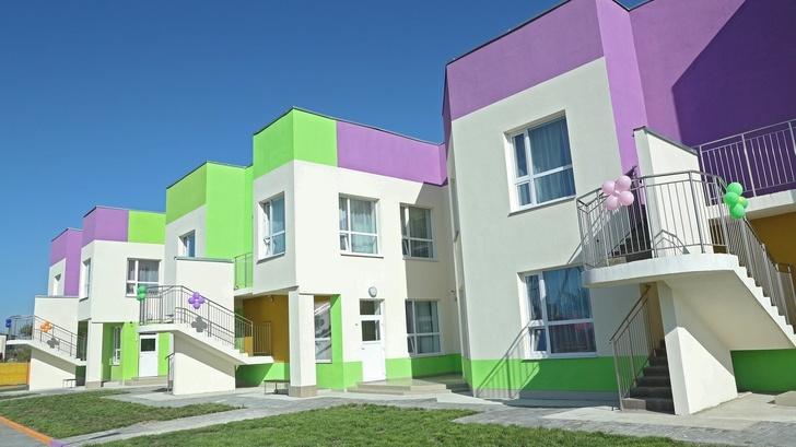 В Крыму открылись три новых детских сада на 730 мест