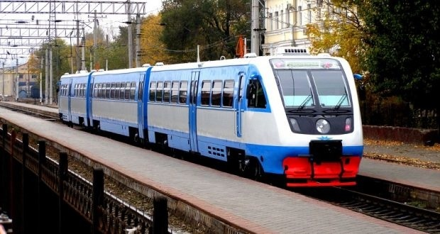 Керчь и Симферополь также свяжет скоростной рельсовый автобус