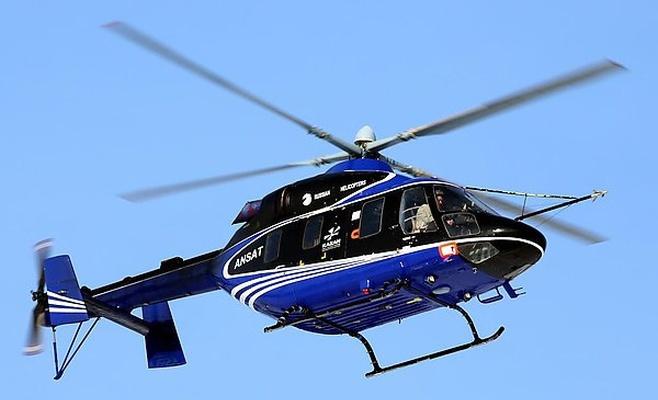 Полицейский вертолет-трансформер представляет Татарстан на форуме «Армия-2016»