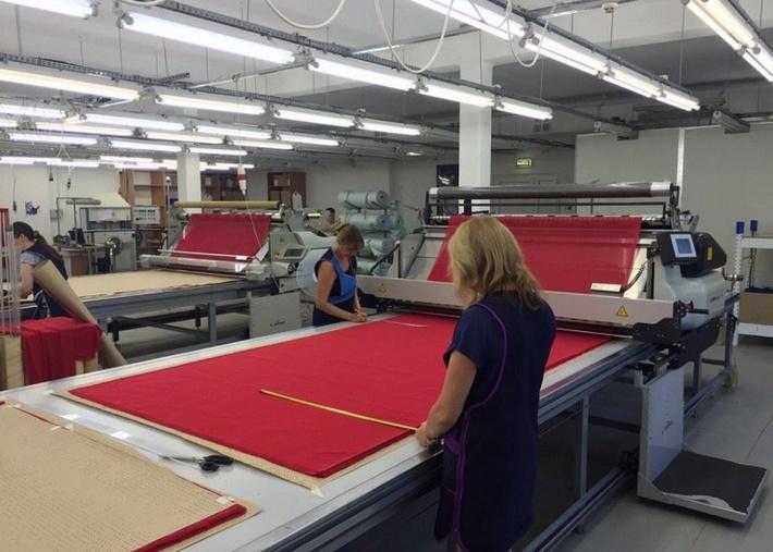 В Смоленской области компания «РозТех» запустила линию производства нижнего белья