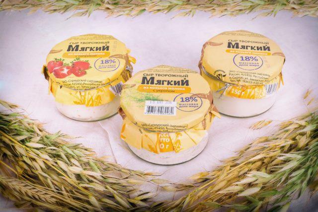 сырзавод, Лукоз, Мягкий творожный сыр