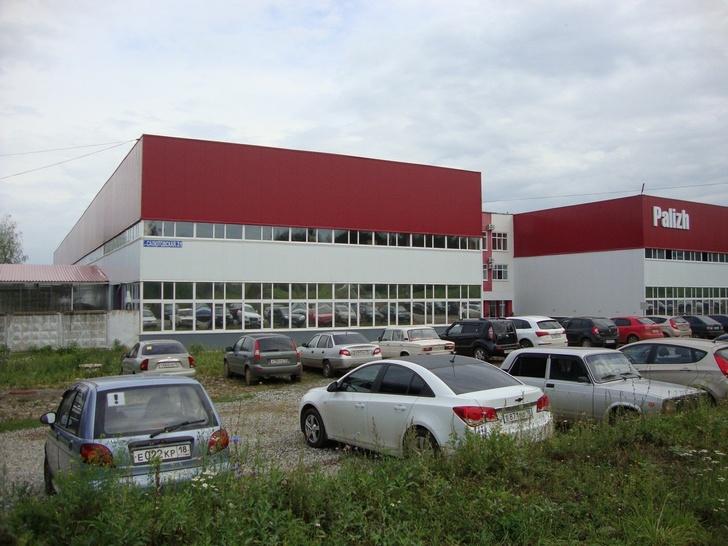 Предприятие «Новый дом», город Ижевск