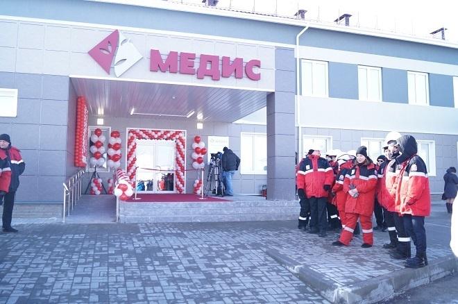 Новая поликлиника открыта в Нижегородской области