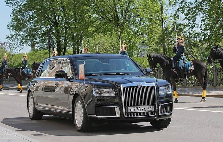 """Номери для лімузина Путіна раніше використовували на """"Волзі"""" і українському Daewoo - Цензор.НЕТ 4344"""