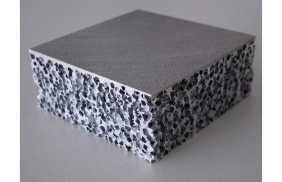 Пенометалл - конструкционный материал будущего