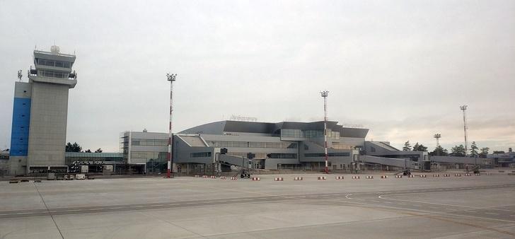 Ход реконструкции аэропорта в Хабаровске