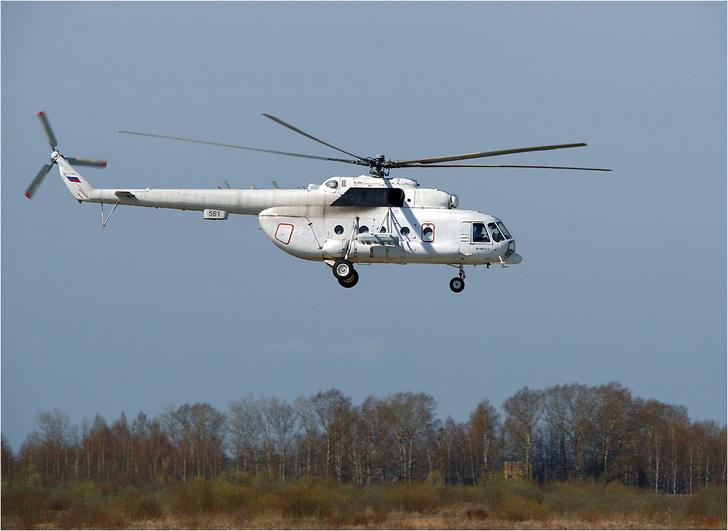 архивное фото Ми-8МТВ-1
