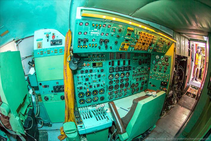 Ту-144 77106