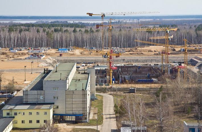 Строительство нового многоцелевого реактора на быстрых нейтронах в НИИАР