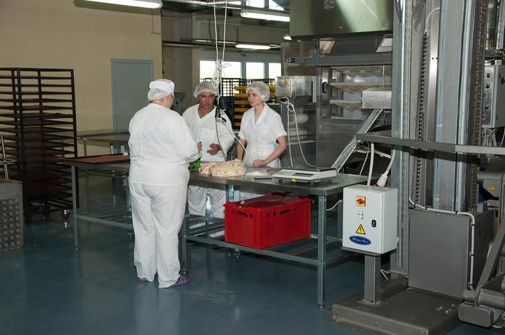 Хлебобулочные заводы москвы вакансии