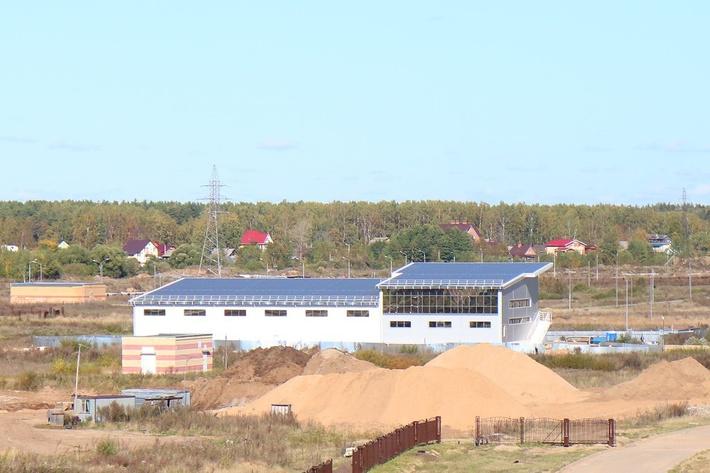 Производственный комплекс компании «Эйлитон»